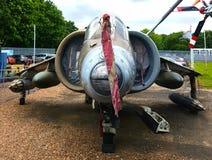 Il predatore salta il jet Immagini Stock Libere da Diritti