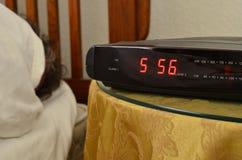 Il primo mattino sveglia Fotografie Stock