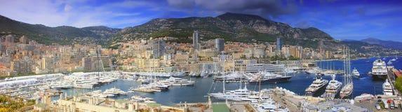 Il Principato di Monaco Fotografia Stock Libera da Diritti
