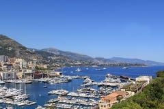 Il Principato di Monaco immagine stock