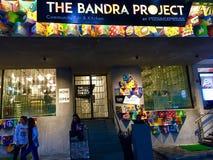 Il progetto Bandra immagini stock