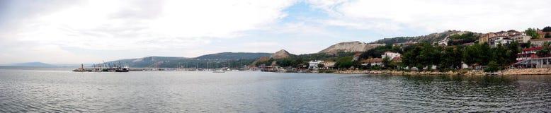 Il puntello di Mar Nero fotografia stock