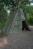Il punto di riferimento storico nazionale del boschetto - Glenview, IL Fotografia Stock Libera da Diritti