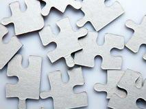 Il puzzle collega la priorità bassa Fotografie Stock