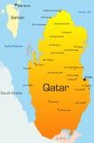 Il Qatar Immagini Stock