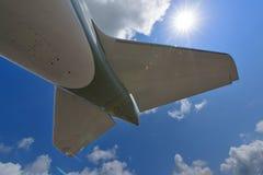Il Qatar Airbus A350-900 XWB su esposizione a Singapore Airshow Fotografia Stock