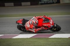 Il Qatar MotoGP 2013 Fotografie Stock Libere da Diritti