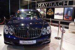 Il Qatar Motorshow 2011 - Maybach Fotografia Stock Libera da Diritti