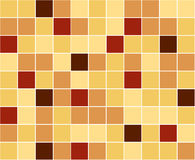Il quadrato copre di tegoli la priorità bassa Immagine Stock Libera da Diritti