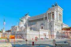 Il quadrato della piazza Venezia di Venezia Istituto per la storia Immagine Stock Libera da Diritti
