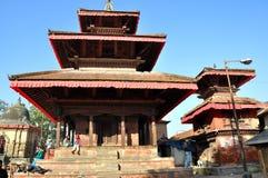 Quadrato di Kathmandu Durbar Fotografie Stock Libere da Diritti