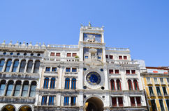 Il quadrato di St Mark a Venezia, Italia immagini stock