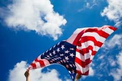 il quarto luglio - festa dell'indipendenza fotografia stock libera da diritti