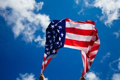 il quarto luglio - festa dell'indipendenza immagini stock libere da diritti