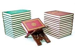 Il Quran santo Fotografia Stock Libera da Diritti