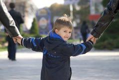 Il ragazzino Fotografie Stock Libere da Diritti