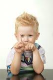 Il ragazzo immagine stock
