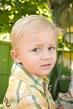 Il ragazzo. Fotografie Stock