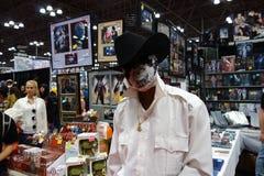 Il raggiro comico 2014 di New York 63 Fotografia Stock
