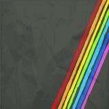 Il Rainbow allinea i cenni storici. Fotografie Stock