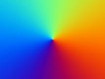 Il Rainbow colora la priorità bassa Fotografie Stock