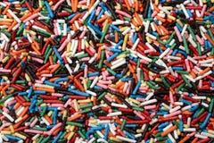 L'arcobaleno spruzza Immagini Stock Libere da Diritti