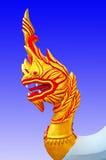 Re dei Nagas Fotografia Stock