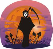 Il reaper torvo Fotografie Stock