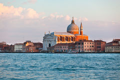 Il Redentore Church in Venice Royalty Free Stock Image