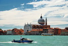 Il Redentore in Venice Stock Photos