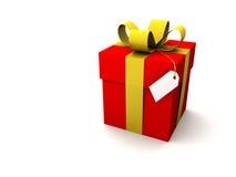 Il regalo perfetto Fotografie Stock
