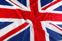 Il Regno Unito, bandiera di Britannici, Union Jack Fotografia Stock