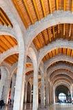 Drassanes Reials di Barcellona Immagini Stock