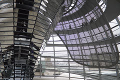 Il Reichstag Immagine Stock Libera da Diritti