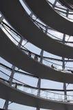 Il Reichstag a Berlino Fotografie Stock Libere da Diritti