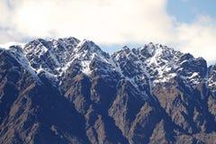 Il Remarkables Nuova Zelanda fotografie stock