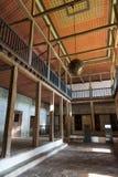 Il reparto dello Zuluflu custodice alla sezione dell'harem del palazzo di Topkapi, Costantinopoli, Turchia Fotografia Stock