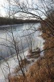 Il respiro dell'inverno fotografia stock libera da diritti