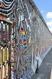 Il resti di Berlin Wall Fotografia Stock