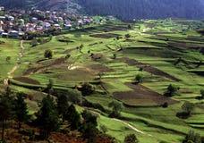 Il Rhodope - la Bulgaria - i Balcani, Europa immagini stock
