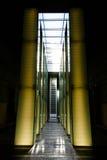 Il ricordo Corridoio fotografia stock libera da diritti