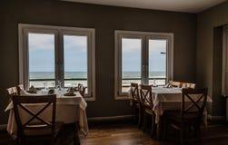 Il ristorante Fotografia Stock