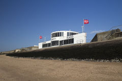 Il ristorante di Labworth, Canvey Island, Essex, Inghilterra Fotografie Stock Libere da Diritti