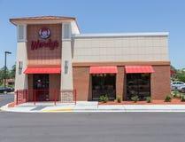 Il ristorante di Wendy fotografia stock libera da diritti