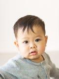 Il ritratto del bambino fotografia stock