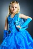 Il ritratto di una bambina. Fotografia Stock Libera da Diritti
