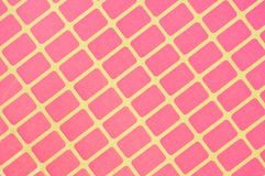 Il rosa quadra il fondo Immagine Stock Libera da Diritti