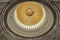 Il rotunda in DC di Campidoglio Washington Immagini Stock Libere da Diritti