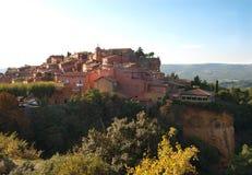 Il Roussillon Francia Fotografia Stock Libera da Diritti