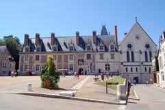 Il Royal Château de Blois Fotografia Stock